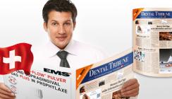 Dental Tribune in der Schweiz gut positioniert