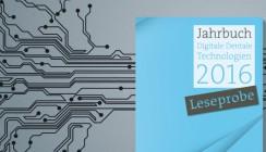 Druckfrisch: Jahrbuch Digitale Dentale Technologien 2016