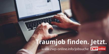 Jobbörse auf ZWP online: So finden Sie den richtigen Job
