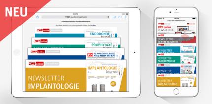 ZWP online-Newsletter: Neues Design für bewährten Inhalt