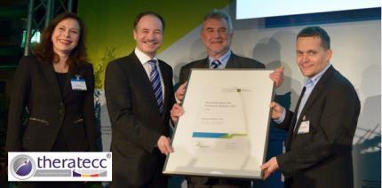 Sächsischer Innovationspreis für Centric Guide®