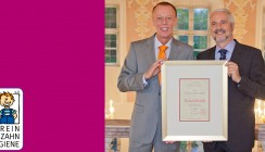 Prof. Dr. Andreas Schulte mit der Tholuck-Medaille 2016 ausgezeichnet