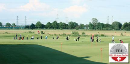 Fortbildung mit Golfetikette