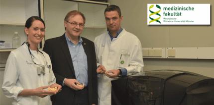 UKM: Innovative Lehre der Zahnmedizin mittels 3-D-Drucker