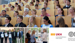 Nachwuchswissenschaftler in Halle: Young Scientists in Dentistry 2016