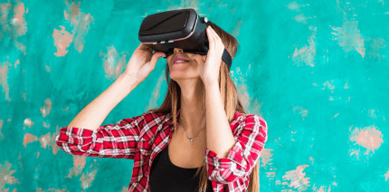 Mit Virtual Reality gegen die Zahnarztangst