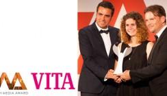 """Health Media Award 2014: VITA Zahnfabrik gewinnt mit """"Beautiful"""""""