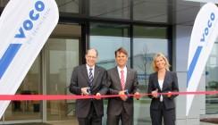 VOCO auf Wachstumskurs: Einweihung der neuen Firmengebäude
