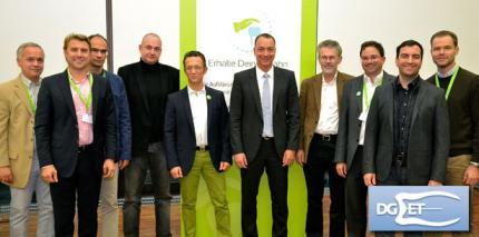 Führungswechsel im Vorstand der DGET