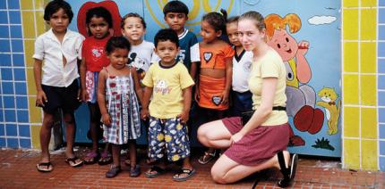 Stilles Engagement für Kinderhilfsprojekt Fortaleza