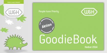 GoodieBook: Es wird ein Happy Herbst mit W&H