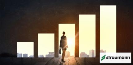 Straumann Group mit erneutem Umsatzwachstum