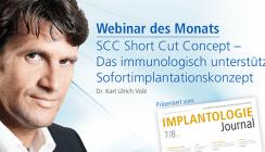 """Heute: Live-Webinar thematisiert """"SCCShort Cut Concept"""""""