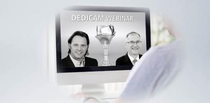 Webinar thematisiert CAD/CAM-Lösung von CAMLOG