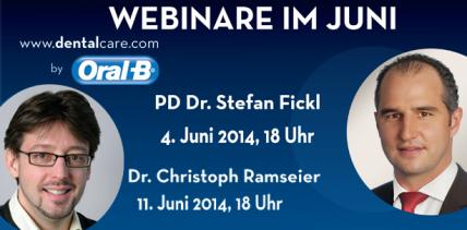 Webinare zu periimplantären Entzündungen & Motivational Interviewing