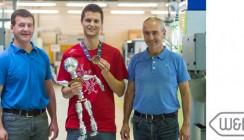 W&H erfolgreich bei der Berufs-WM in Brasilien