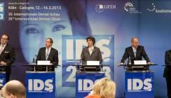 Deutsche Dental-Industrie vermeldet Umsatzplus