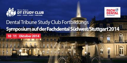 W&H auf dem DT Study Club Symposium 2014