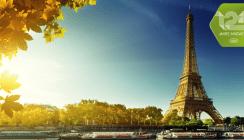 Eine Aktion, zwei Gewinner: Danke sagen und Reise nach Paris sichern
