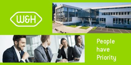 W&H sucht Außendienstmitarbeiter für die Region Bayern