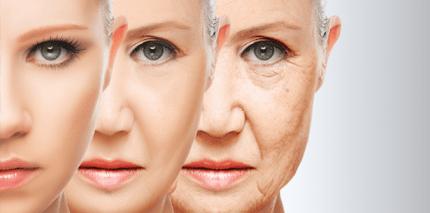 Kranke Zähne treiben Alterungsprozess voran