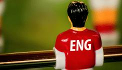 Fußballprofis: Leistung top, Zähne flop