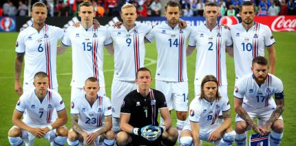 Islands Nationaltrainer: Zahnarzt sein hilft bei seinem Job