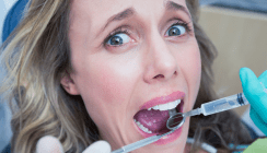 Verhaltenstherapie soll gegen Zahnarztangst helfen