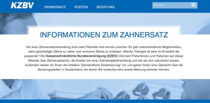 zahnersatz neue website informiert ber festzuschuss co zwp online das nachrichtenportal. Black Bedroom Furniture Sets. Home Design Ideas