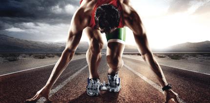 Leistungssport: Wird den Zähnen zu wenig Beachtung geschenkt?