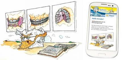 Zahnspangenland.de – das neue KFO-Infoportal