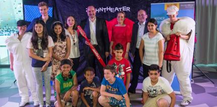 Wiener Zahntheater vermittelt Jugendlichen richtige Mundhygiene