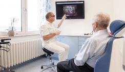Die barrierefreie Spezialpraxis für Alterszahnmedizin