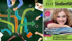 Ergebnisse des CHE Hochschulrankings im neuen ZEIT Studienführer