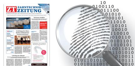 Jetzt online lesen: Novemberausgabe der Zahntechnik Zeitung