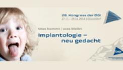 28. Kongress der DGI in Düsseldorf