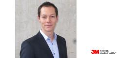 Neuer Marketing- und Vertriebsleiter für 3M Oral Care