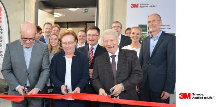 3M investiert in den Standort Seefeld: Neues Schulungszentrum eröffnet