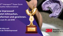 """""""Goldener Abformlöffel"""" zu gewinnen!"""