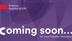 3M stellt die nächste Polyether-Generation vor