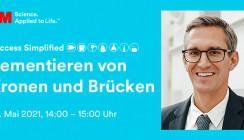 Success Simplified: Webinar mit Priv.-Doz. Dr. Sven Mühlemann