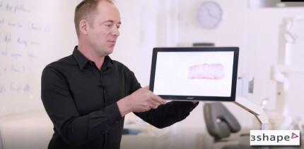 TRIOS MOVE+ mit großem Bildschirm auf der IDS vorgestellt