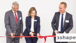 Näher am Kunden – 3Shape eröffnet neue Niederlassung in Düsseldorf