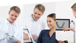 Eine Scanlösung für Jedermann: Das neue 3Shape TRIOS Produktportfolio