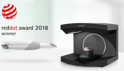 3Shape mit zwei Red Dot Awards für Produktdesign ausgezeichnet
