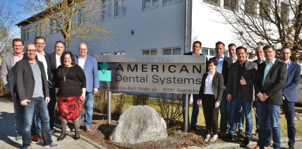 Neue Partnerschaft: American Dental Systems und BISCO