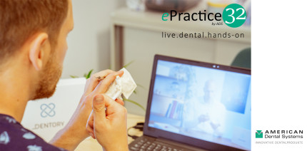 ePractice32: Live Interactive Training mit der Dentory Box