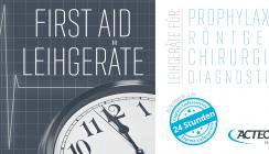 Erste-Hilfe-Service mit Leihgeräten für einen reibungslosen Praxisbereich
