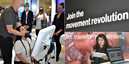 Align Technology präsentiert auf der IDS 2021 sein digitales Portfolio
