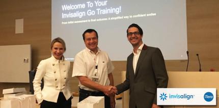 Uni Genf bietet Trainingskurse zu Invisalign® Go